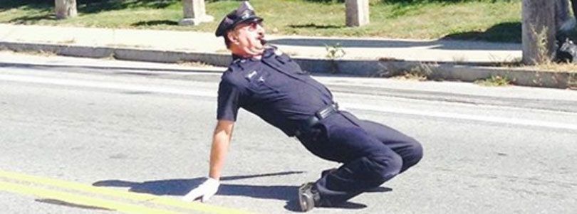 Tony Lepore, The Dancing Cop